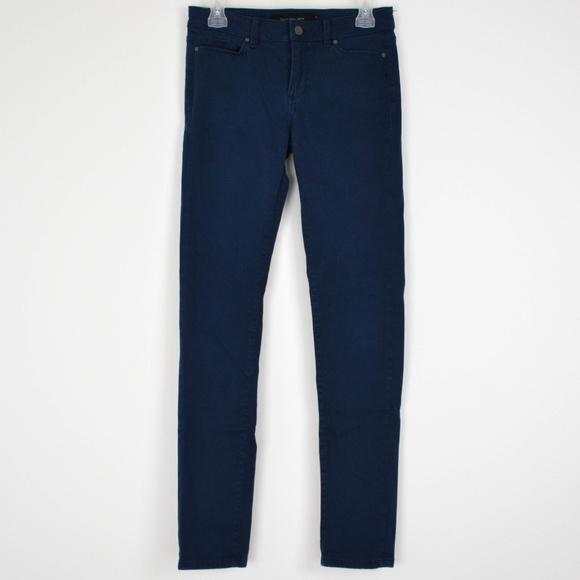 fashion style of 2019 online store classcic Calvin Klein Navy Blue Jeans Womens 2 AK